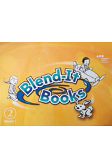 Journeys  Blend-it Books Volume 2 Grade 2-9780544587212