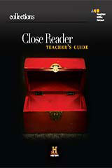 Collections  Online Close Reader, Teacher Access 8-Year Grade 7-9780544600492