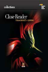 Collections 8 Year Online Close Reader, Teacher Access Grade 9-9780544600515