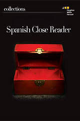 Collections  Spanish Close Reader 6-year Print Subscription Grade 7-9780544603332
