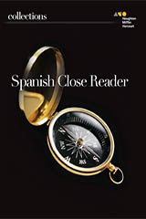 Collections 7 Year Print Spanish Close Reader Grade 8-9780544612174