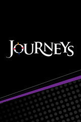 Journeys 6 Year Print Reader's Notebook Consumable Grade 1-9780544613720