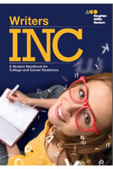 Writers INC 1 Year Student Handbook for College-and-Career Readiness Download-9780544655836