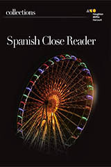 Collections 3 Year Print Spanish Close Reader Grade 6-9780544737341