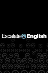 Escalate English 2017 California Getting Started eLearning 35 User License-9780544782730