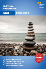 Steck-Vaughn Fundamental Skills for Math Number Sense Beginning Workbook