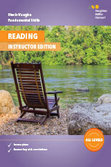 Steck-Vaughn Fundamental Skills for Reading  Instructor Edition-9780544791152