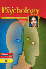 Holt McDougal Psychology  Homeschool Package-9780544809949