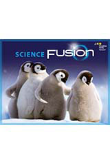 ScienceFusion 5 Year Print/5 Year Digital Hybrid Classroom Package Grade K-9780544832275