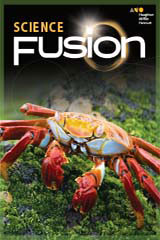 ScienceFusion with 1 Year Digital Hybrid Teacher Resource Package Grade 5-9780544833234