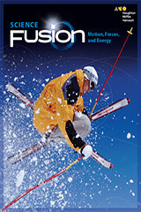 ScienceFusion  Hybrid Teacher Resource Package Module I (Print/6yr Digital)  Grades 6-8 Module I: Motion, Forces, and Energy-9780544834033