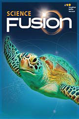 ScienceFusion  Hybrid Student Resource Package (6yr Print/6yr Digital) Grade 2-9780544838345