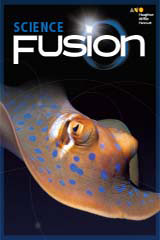 ScienceFusion  Hybrid Student Resource Package (Print/1yr Digital) Grade 4-9780544841666