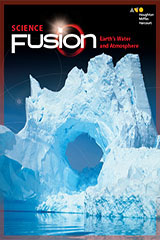 HMH ScienceFusion  Digital Student Resource Package Module F 5-Year Module F: Earth's Water and Atmosphere-9780544851689