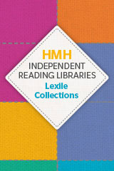 HMH Independent Reading Library  3 Collection F (740-940)-9780544958579