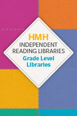 HMH Independent Reading Library  4-9780544958586