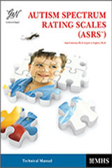 Autism Spectrum Rating Scales (ASRS)  Complete Handscored Kit with DSM-5 Update-9780544968936