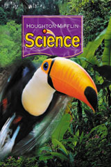 Houghton Mifflin Science  Student Edition Grade 3 Module B: Living Things in Their Environment-9780547062235