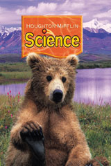 Houghton Mifflin Science  Student Edition Grade 2 Module A: Plants and Animals-9780547062365