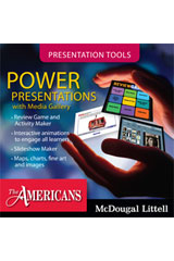 The Americans Power Presentations DVD-ROM