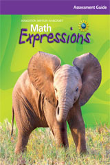 Math Expressions  Assessment Guide Grade 3-9780547067049