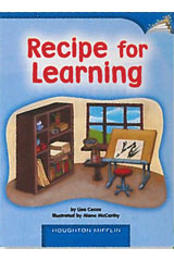 Journeys Leveled Readers  Individual Titles Set (6 copies each) Level M Recipe for Learning-9780547086194