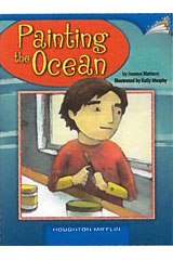 Journeys Leveled Readers  Individual Titles Set (6 copies each) Level M Painting the Ocean-9780547086309