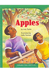 Journeys Leveled Readers  Individual Titles Set (6 copies each) Level D Apples-9780547086354