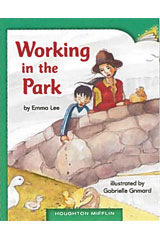 Journeys Leveled Readers  Individual Titles Set (6 copies each) Level E Working in the Park-9780547086422