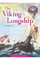 Journeys Vocabulary Readers  Individual Titles Set (6 copies each) Level U The Viking Longship-9780547086453