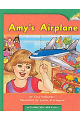 Journeys Leveled Readers  Individual Titles Set (6 copies each) Level E Amy's Airplane-9780547086538