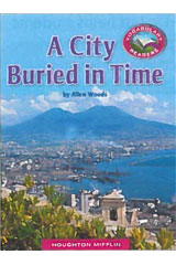 Journeys Vocabulary Readers  Individual Titles Set (6 copies each) Level U A City Buried in Time-9780547086590