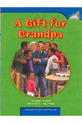 Journeys Leveled Readers  Individual Titles Set (6 copies each) Level S A Gift for Grandpa-9780547086989