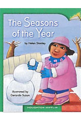Journeys Leveled Readers  Individual Titles Set (6 copies each) Level I The Seasons of the Year-9780547087115