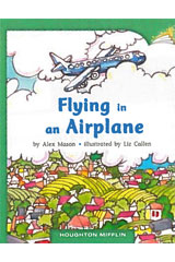 Journeys Leveled Readers  Individual Titles Set (6 copies each) Level H Flying in an Airplane-9780547087122