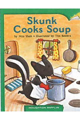 Journeys Leveled Readers  Individual Titles Set (6 copies each) Level G Skunk Cooks Soup-9780547087177