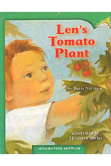 Journeys Leveled Readers  Individual Titles Set (6 copies each) Level I Len's Tomato Plant-9780547087191
