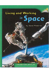 Journeys Leveled Readers  Individual Titles Set (6 copies each) Level J Living and Working in Space-9780547087733
