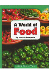 Journeys Leveled Readers  Individual Titles Set (6 copies each) Level K A World of Food-9780547087764