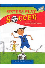 Journeys Leveled Readers  Individual Titles Set (6 copies each) Level R Sisters Play Soccer-9780547087917