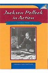 Journeys Leveled Readers  Individual Titles Set (6 copies each) Level S Jackson Pollock in Action-9780547088143