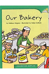 Journeys Leveled Readers  Individual Titles Set (6 copies each) Level H Our Bakery-9780547088297