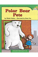Journeys Leveled Readers  Individual Titles Set (6 copies each) Level H Polar Bear Pete-9780547088426