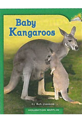 Journeys Leveled Readers  Individual Titles Set (6 copies each) Level I Baby Kangaroos-9780547088488