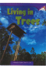 Journeys Leveled Readers  Individual Titles Set (6 copies each) Level Q Living in Trees-9780547088952