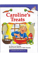 Journeys Leveled Readers  Individual Titles Set (6 copies each) Level R Caroline's Treats-9780547089331