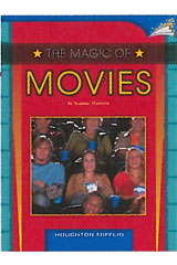 Journeys Leveled Readers  Individual Titles Set (6 copies each) Level T The Magic of Movies-9780547089836