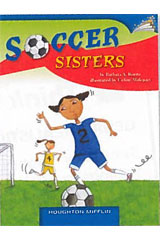 Journeys Leveled Readers  Individual Titles Set (6 copies each) Level R Soccer Sisters-9780547089997
