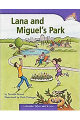 Journeys Leveled Readers  Individual Titles Set (6 copies each) Level J Lana and Miguel's Park-9780547090290