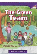 Journeys Leveled Readers  Individual Titles Set (6 copies each) Level L The Green Team-9780547090849